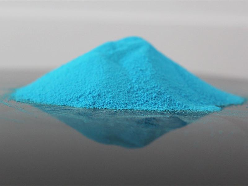 EDTA螯合铜蓝色粉剂&铜含量15%&补充作物缺铜病症
