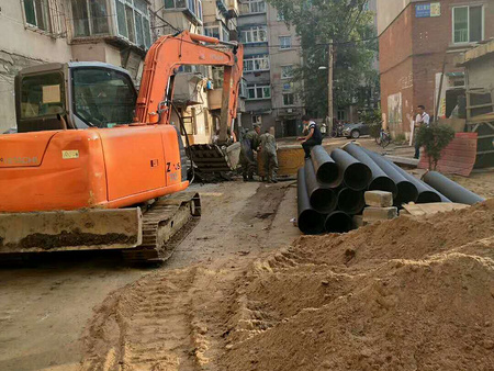 推荐沈阳排水工程公司-辽宁有品质的排水工程公司