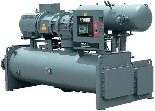 约克YS水冷螺杆式冷水机组