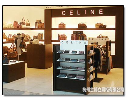 杭州服裝展櫃|杭州金博立展櫃公司專業提供浙江服裝展櫃