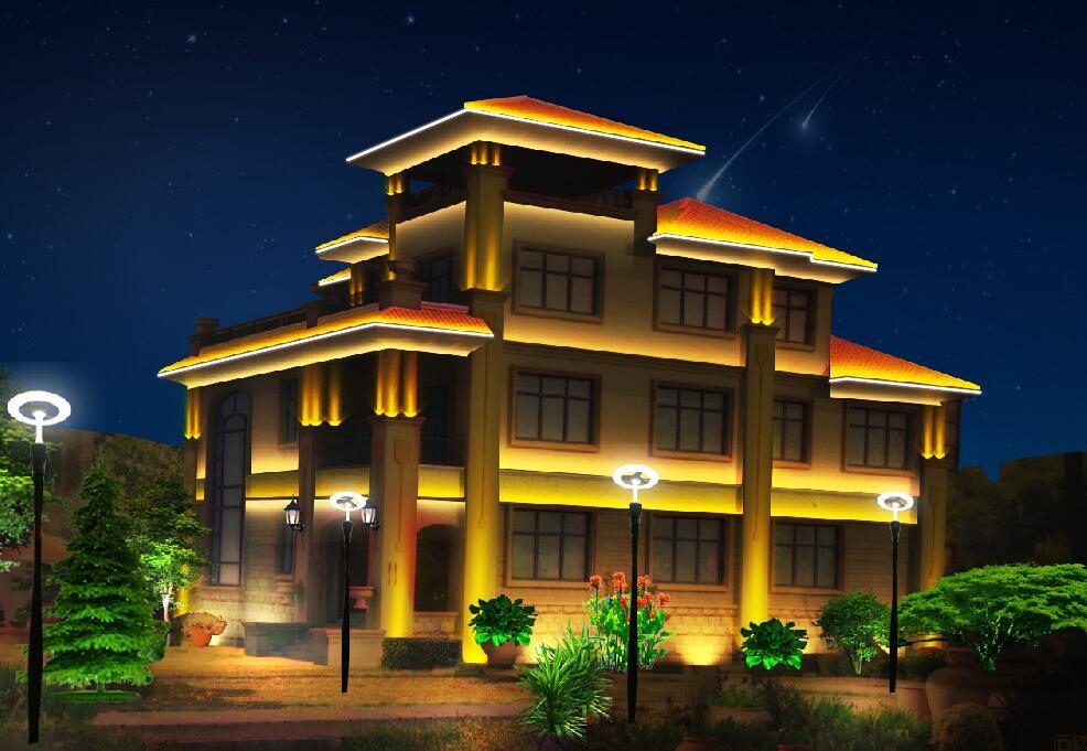 优惠的亮化工程设计 供应高节能的楼体亮化洗墙灯