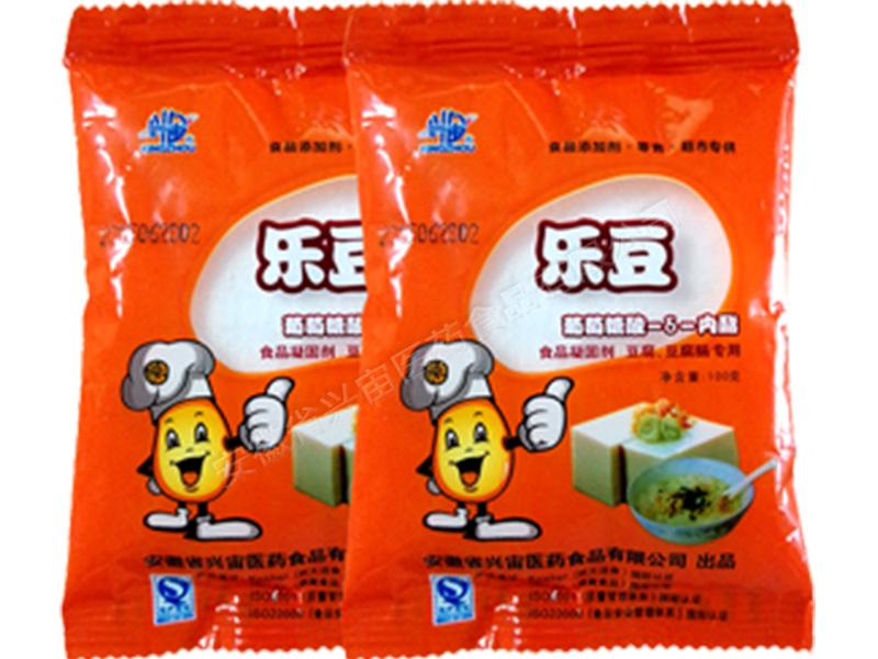 """""""樂豆""""牌豆腐腦專用凝固劑-安徽高性價樂豆家用凝固劑"""