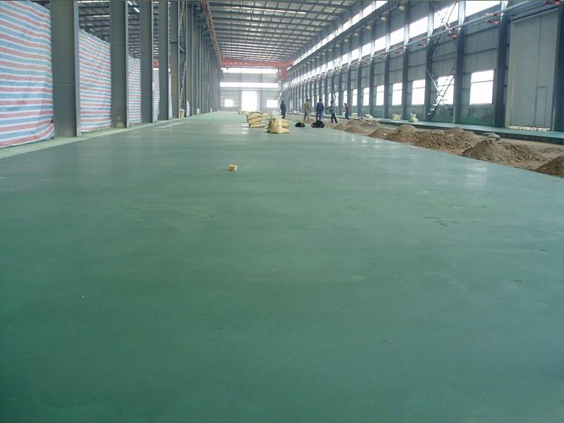 新疆固化耐磨地坪|施工效果专业的固化耐磨地坪