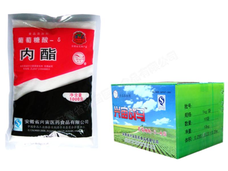 工業級酒石酸廠家直銷-安徽高性價戰馬牌葡萄糖酸內酯-供應
