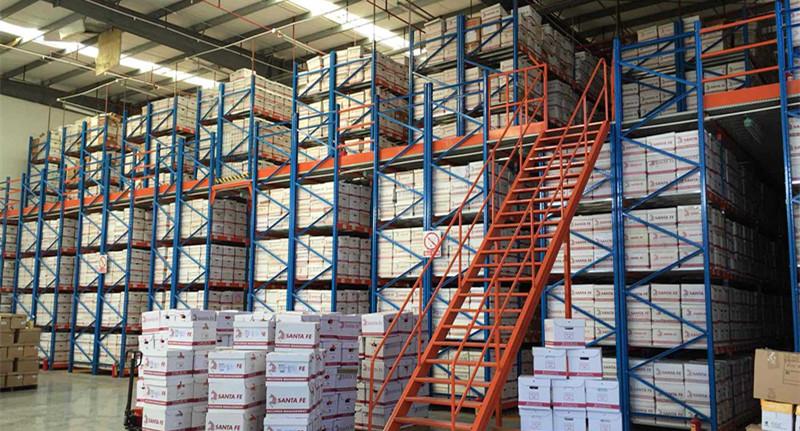 倉儲重型貨架-口碑好的閣樓平台貨架供應商