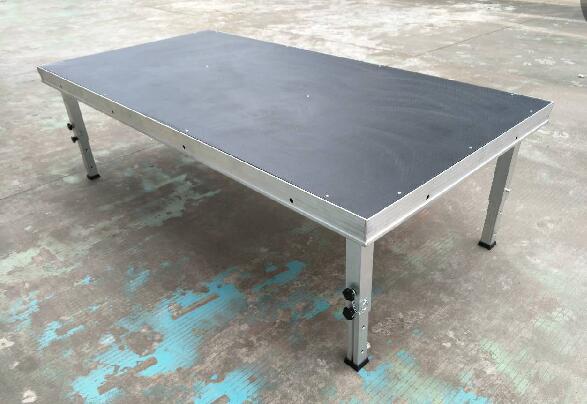 广州黑色面板舞台,有品质的方腿舞台上哪买