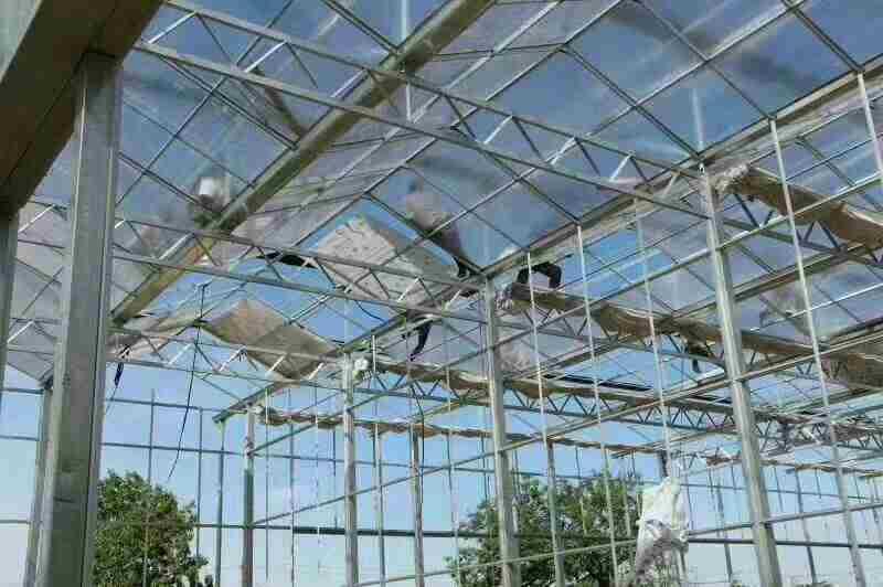 哪里的温室建设效果好 热销温室大棚
