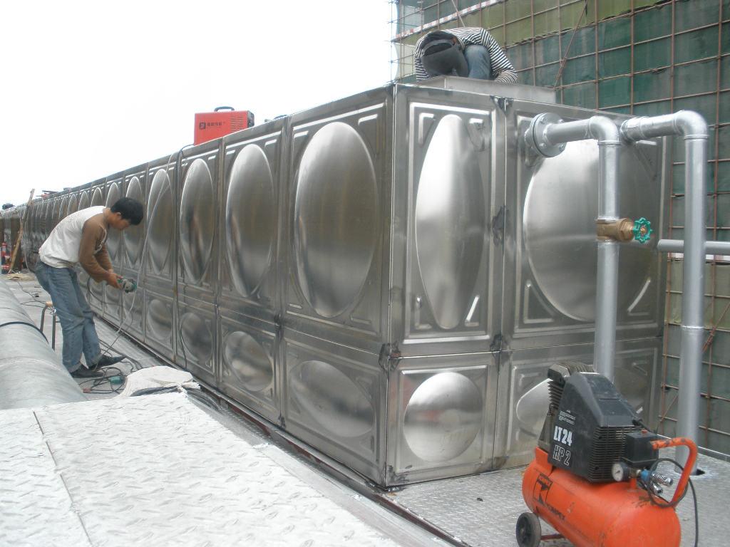 加工不锈钢组合水箱,银川品牌好的宁夏不锈钢组合水箱批售