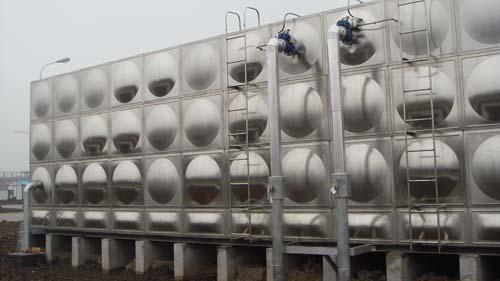 中卫不锈钢组合水箱厂家_高品质的宁夏不锈钢组合水箱哪里有卖