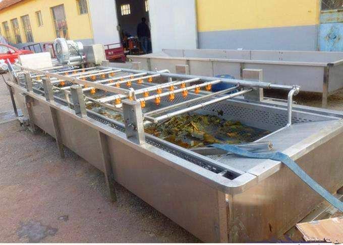 哪里能买到价位合理的清洗输送设备 洗菜机输送设备