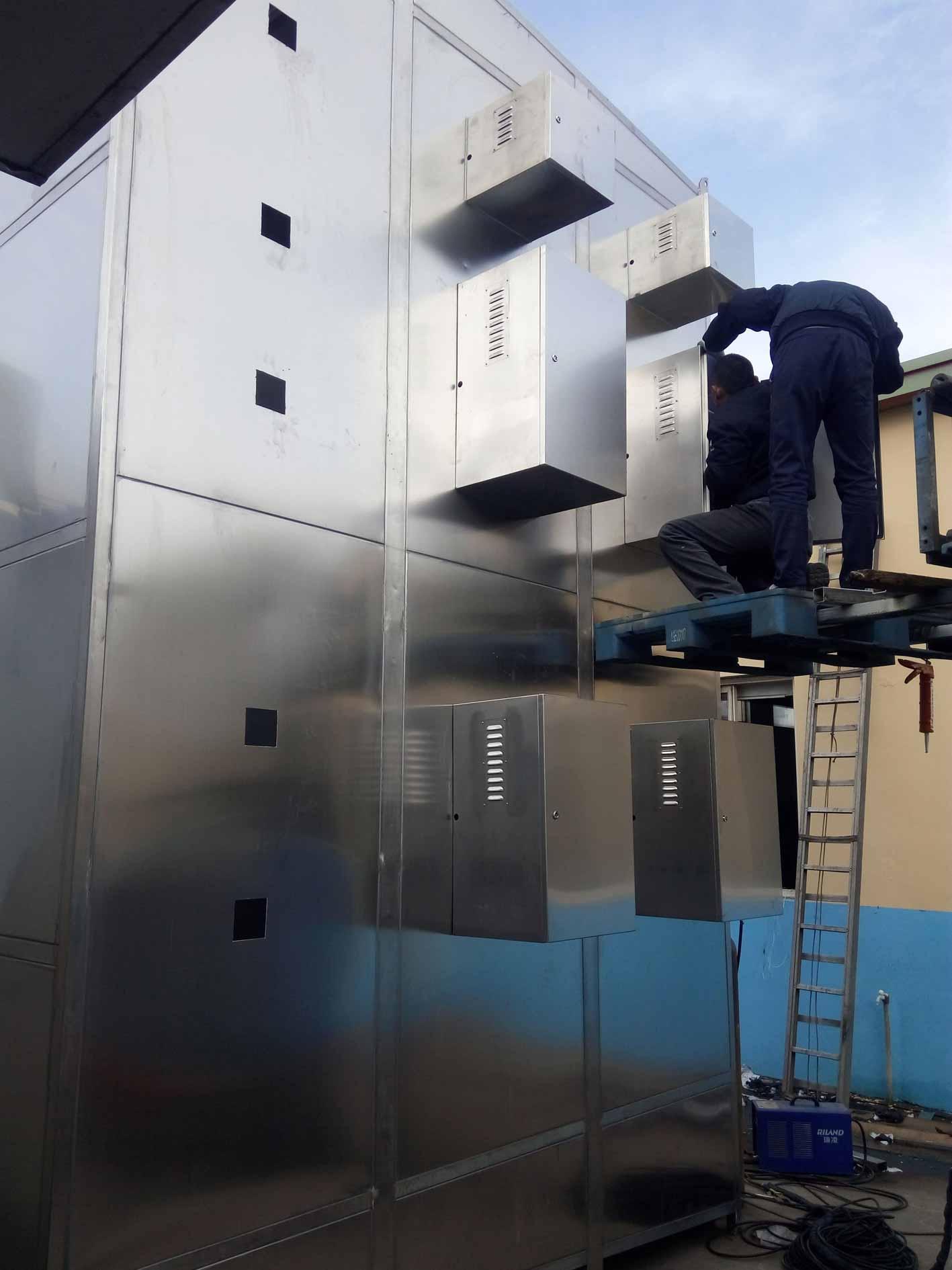 品质好的双介质等离子废气治理设备,佳润|上海废气治理设备