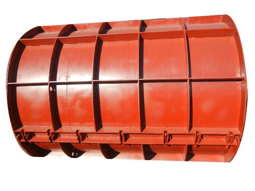水泥涵管模具生产|想买好用的水泥涵管设备,就来洪杰机械