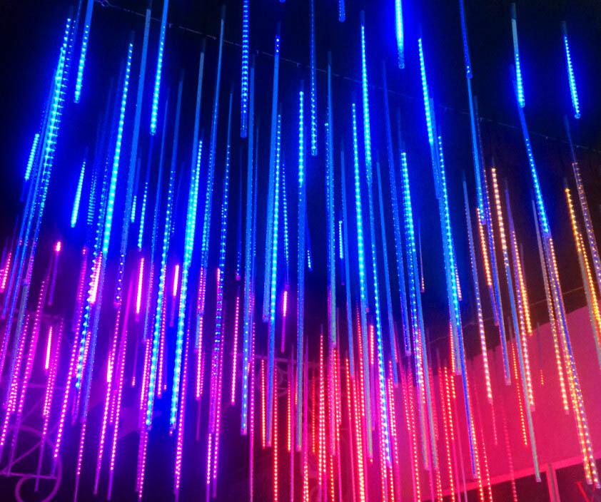 低电耗的流星雨灯批发|专业的流星雨灯
