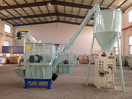 赤峰干粉攪拌機-選購專業的沈陽干粉攪拌機就選沈陽幫眾機械
