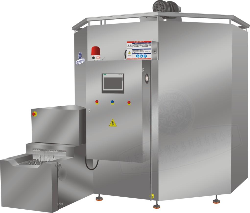 设计新颖的螺旋塔式液氮速冻机-潍坊品牌好的螺旋塔式液氮速冻机哪家买
