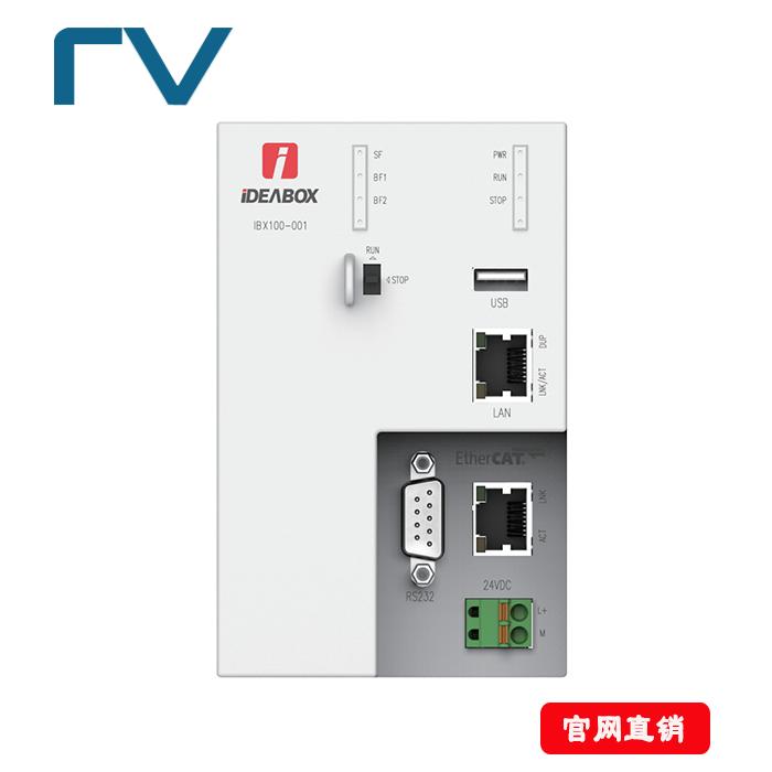 启源工业控制技术_EtherCAT总线型运动控制器-山东伺服