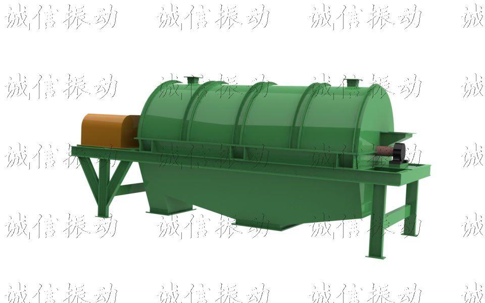 新乡诚信振动设备质量良好的GT滚筒筛_GT系列滚筒筛供应
