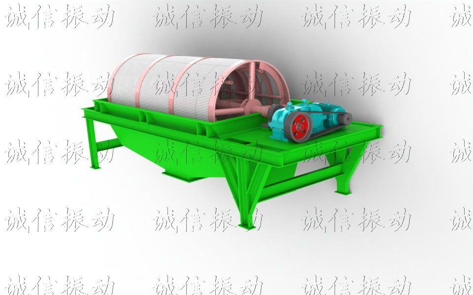 供应GT系列滚筒筛-想买GT滚筒筛上新乡诚信振动设备