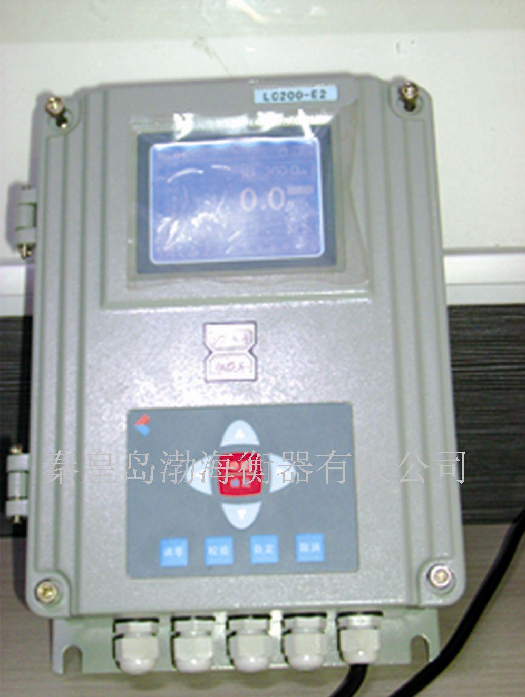 赤峰OCS无线吊钩秤_购买好的称重显示器优选秦皇岛市渤海电子衡器