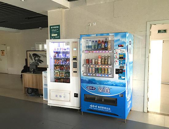 南宁自动售货机 东莞哪里有供应专业的富宏自动售货机FH-SO1A专业食品机