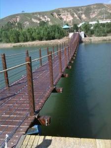 景区吊桥施工 河南吊桥出售