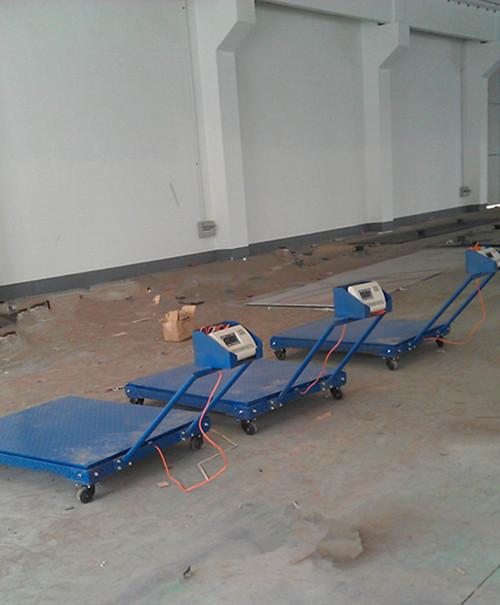 秦皇岛市渤海电子衡器提供有品质的地磅——促销地磅
