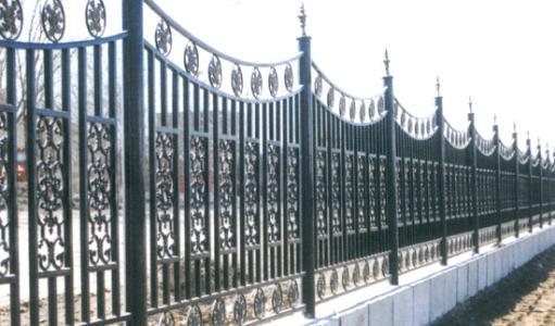 供应质量好的新疆铁艺围栏-阿勒泰护栏批发