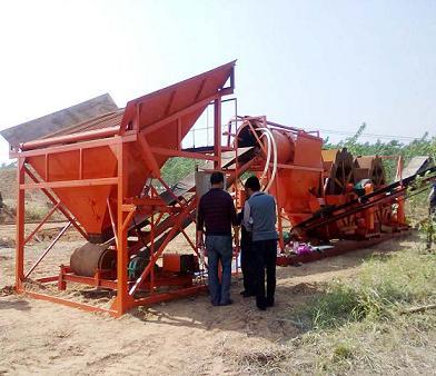 洗沙設備多少錢-山東洗沙設備制造商