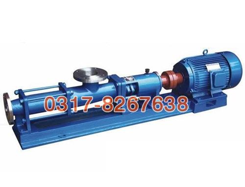 价位合理的G型单螺杆泵供销_单螺旋泵厂家