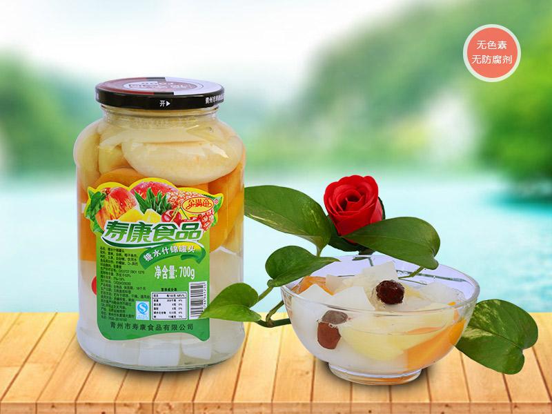 什锦罐头价格|供应潍坊实惠的什锦罐头