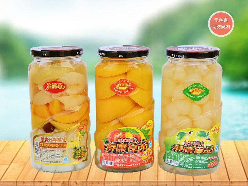 糖水梨罐頭廠家|山東高品質糖水梨罐頭供應