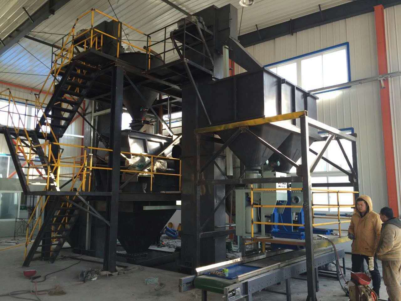 沈阳帮众机械专业供应沈阳腻子粉生产线。