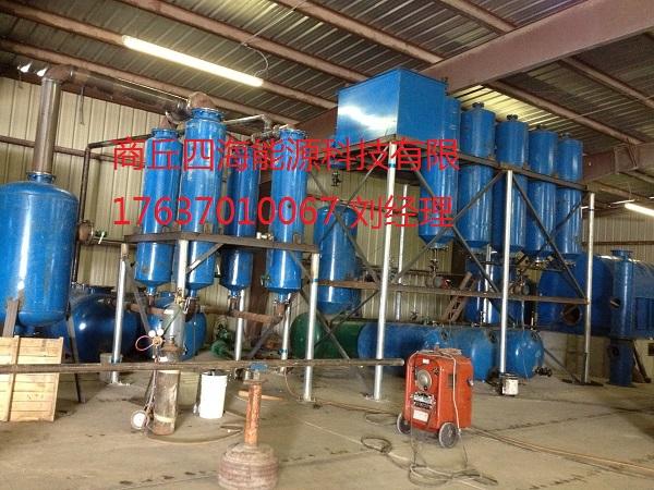 河南好的废机油提炼柴油服务商 废机油炼柴油