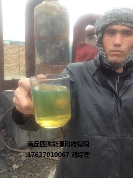 商丘专业的废机油提炼柴油生产厂家-废机油炼油