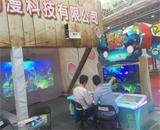 广州酷儿麦动漫科技价格划算的投影互动游乐设备供应,科技馆投影互动开发