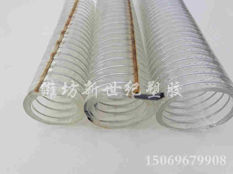 潍坊PVC管格_pvc纤维花园管厂家