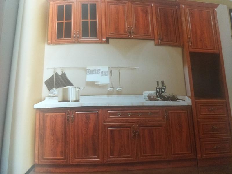 赣州划算的铝橱柜,认准瑞兴铝门 优质的铝橱柜