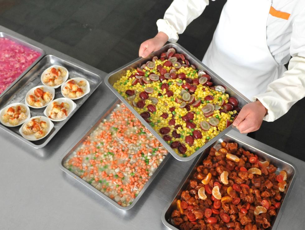 可信赖的食堂承包服务膳鼎餐饮管理有限公司提供|信誉好的食堂承包