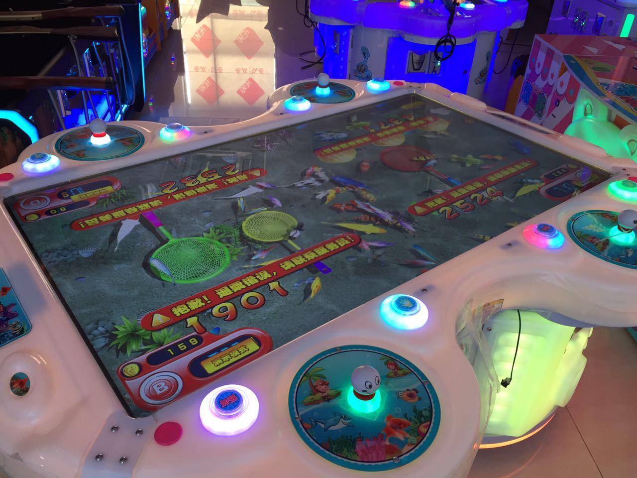 游戏机哪里好_广州销量好的捞金鱼套件