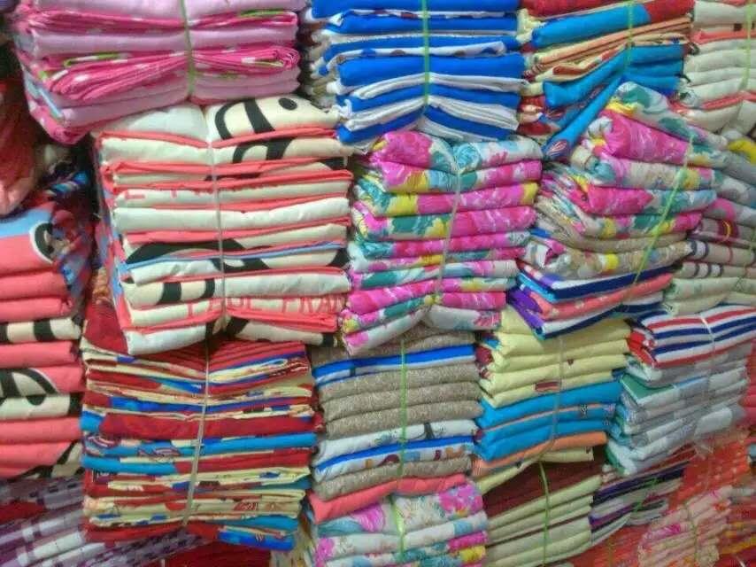 質量好的純棉老粗布優選山東羅芙妮紡織品-純棉老粗布床單生產廠家