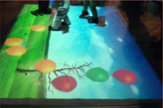 互动蹦床专业报价_寻找儿童乐园
