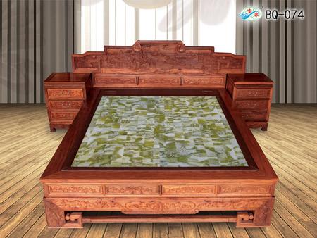 盘锦玉石床垫哪家好-知名的岫岩玉石床垫厂就是辽宁宝泉热能科技