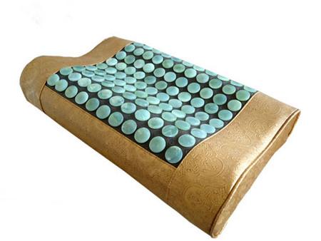 鐵嶺玉石枕墊哪家好-鞍山知名的岫巖玉石墊枕廠商推薦