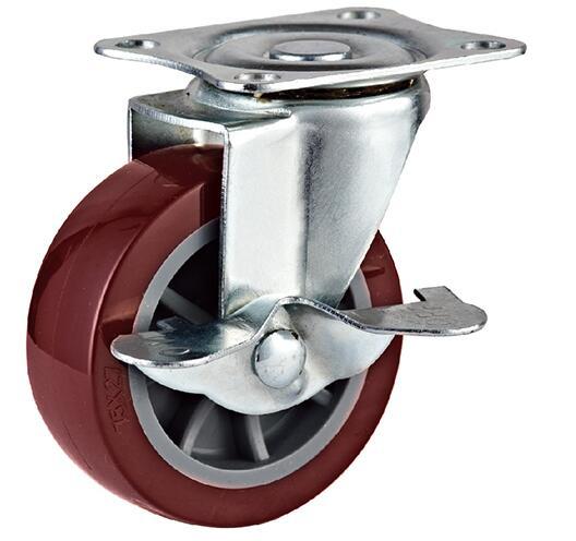实惠的刹车脚轮-太仓兴锋高质量的刹车脚轮出售