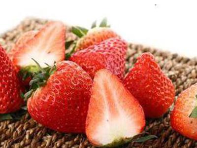 泰安哪里草莓低价批发便宜-红颜草莓价格