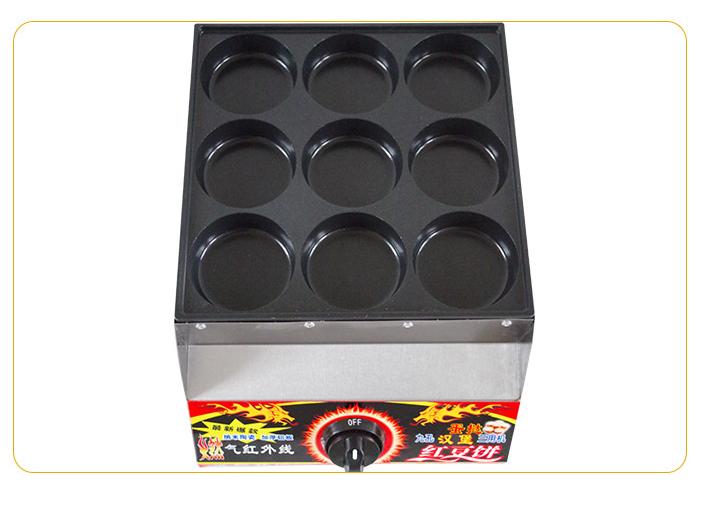 河北鸡蛋肉汉堡机器_耐用的鸡蛋肉汉堡机器推荐