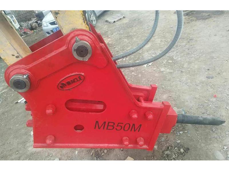 兰州骏达液压工程机械新款破碎锤出售-灵台破碎锤厂家