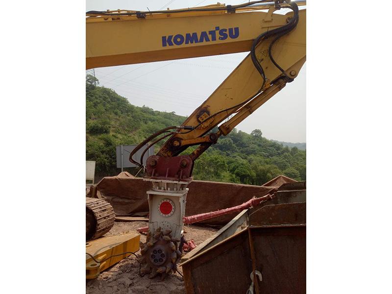 甘肃破碎锤_规模大的铣挖机生产厂