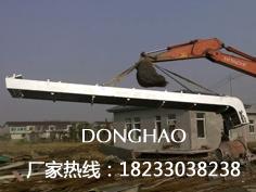 东浩水利机械厂回转式格栅清污机怎么样,优质除污机