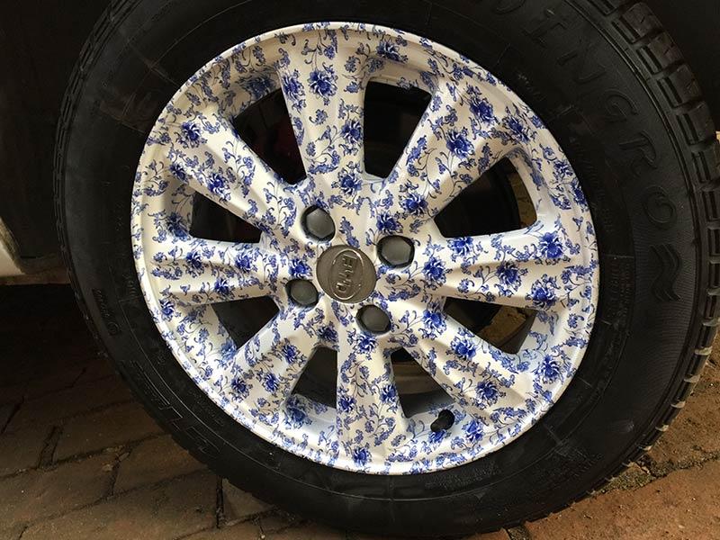 轮毂彩绘品牌——品牌好的汽车轮毂在哪能买到
